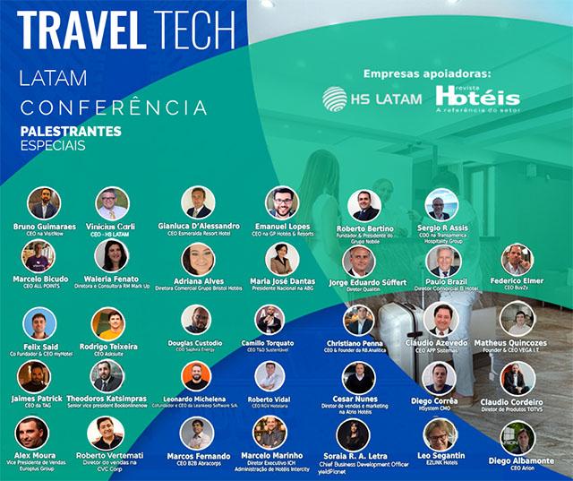 Primeira Travel Tech online da América Latina acontecerá entre 13 a 17 de Julho