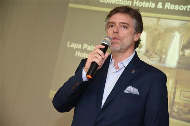 Nuno Ferrari participa de live da Collection Hotels e fala sobre selos de segurança da Olissippo Hotels