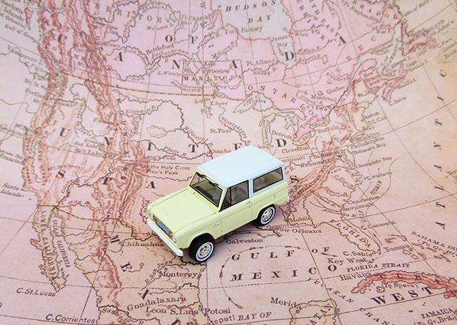 Cinco dicas para viajar de carro com a família