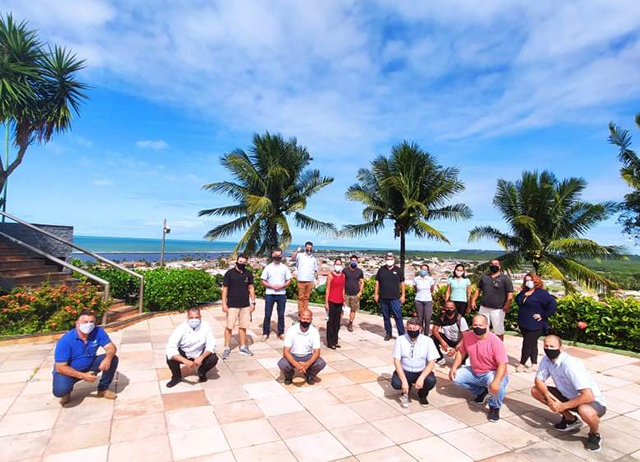 Grupo GPS treina colaboradores para a reabertura dos hotéis