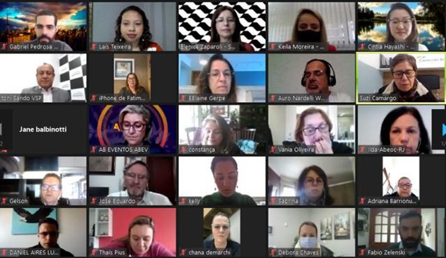SPCVB e ABEOC Brasil realizam ação para organizadores de todo o Brasil