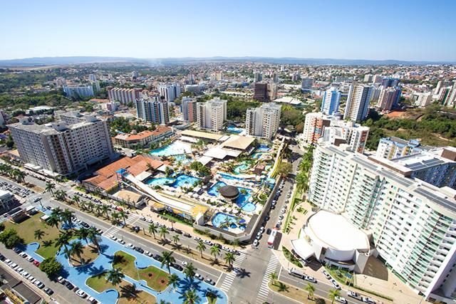 Privé Hotéis e Parques é destaque na retomada das atividades turísticas de Caldas Novas (GO)
