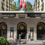 Hotel George V, em Paris, retoma operações em setembro
