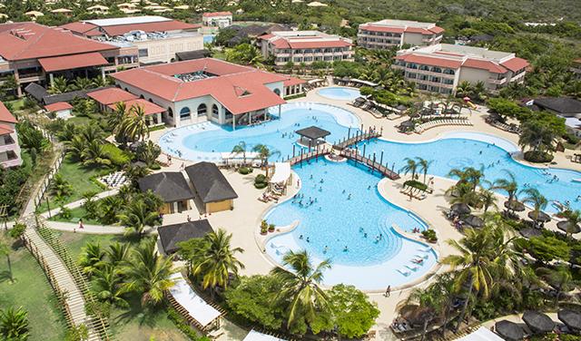 Grand Palladium Imbassaí Spa & Resort (BA) divulga nova data de reabertura