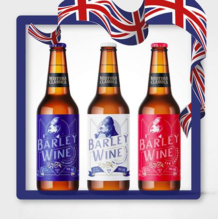 Cervejaria Mistura Clássica (RJ) apresenta Barley Wine