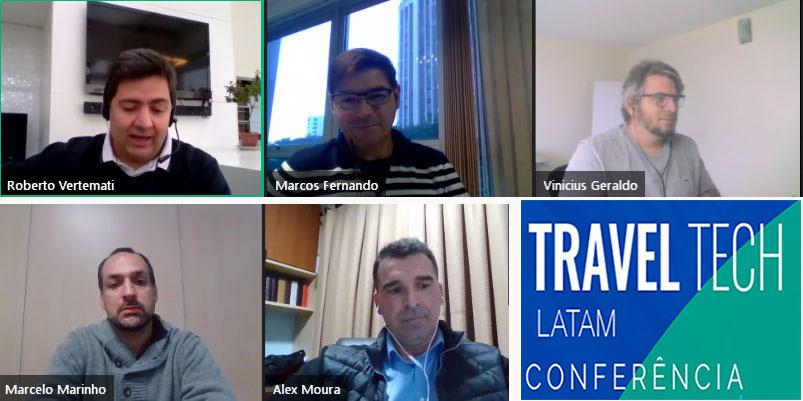 Travel Tech Online debateu a distribuição no mercado corporativo no pós COVID-19