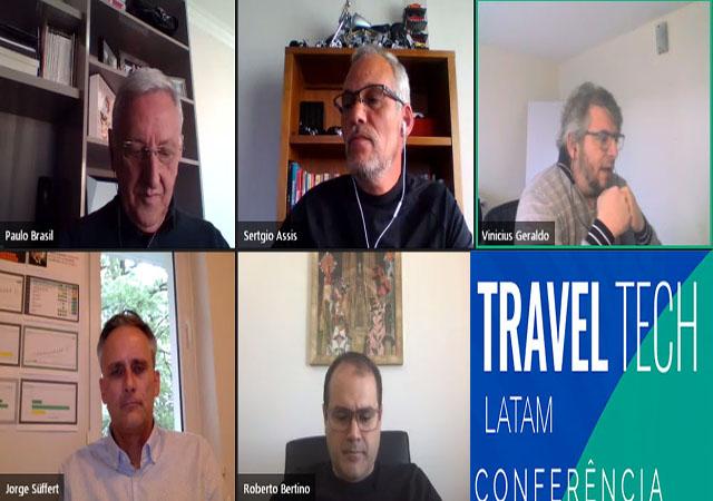 Futuro da hotelaria é discutida no painel da Travel Tech Online