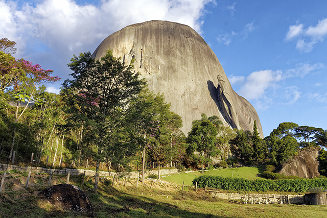 Parque Estadual da Pedra Azul (ES) recebe melhorias