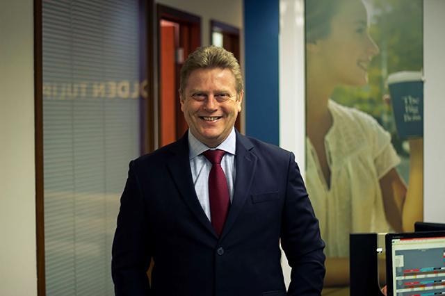 Paulo Michel é eleito o novo Presidente da ABIH-RJ