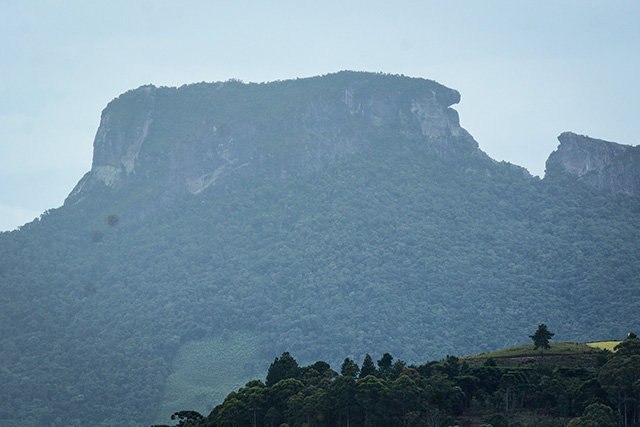 Pedra do Baú, na Mantiqueira (SP), ganha centro de visitantes