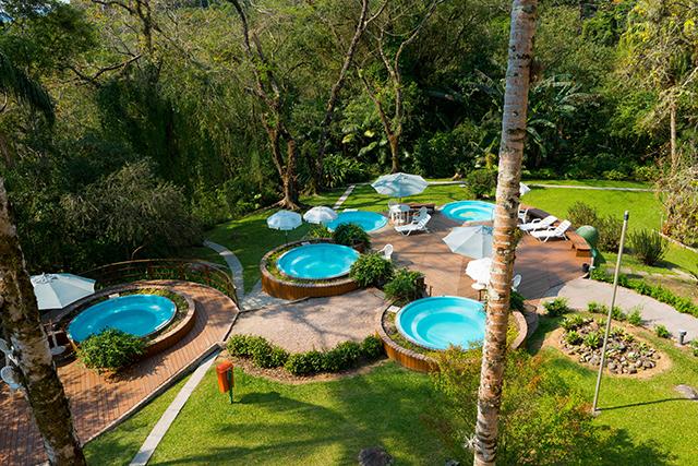 Plaza Caldas da Imperatriz Resort lançou diária 32 horas