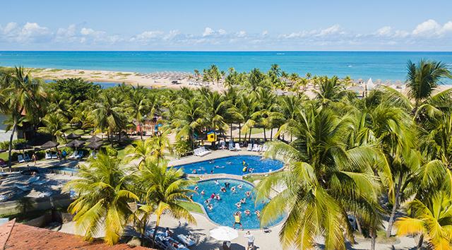 Pratagy Resort detalha protocolo de segurança para reabertura