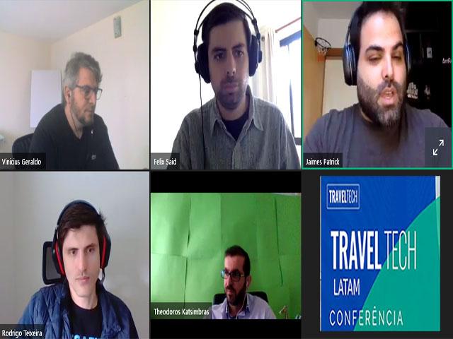 Segundo dia da Travel Tech Online examinou o novo comportamento do viajante no pós-pandemia