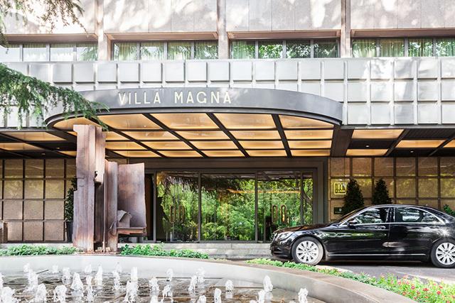 Villa Magna será 1º hotel da marca Rosewood na Espanha