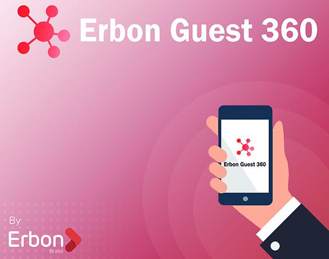 Erbon Software traz inovação para a experiência do hóspede com Guest 360
