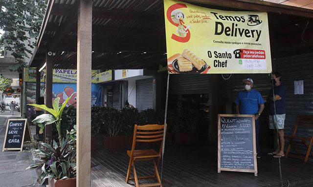 Bares e restaurantes reabrem hoje no Rio de Janeiro