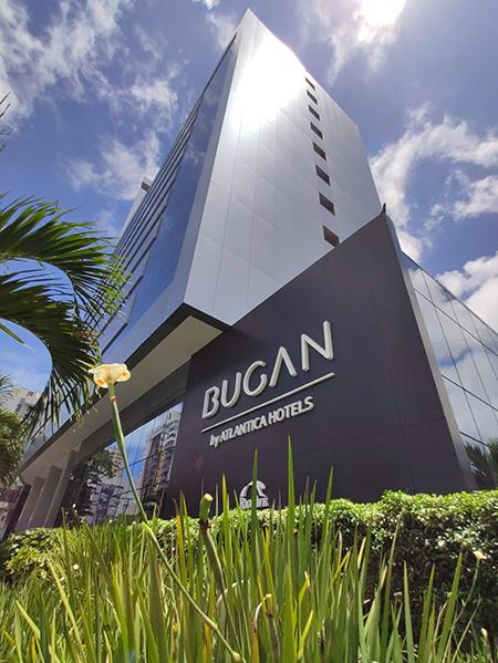 Bugan Hotel Recife é certificado pelo Bureau Veritas
