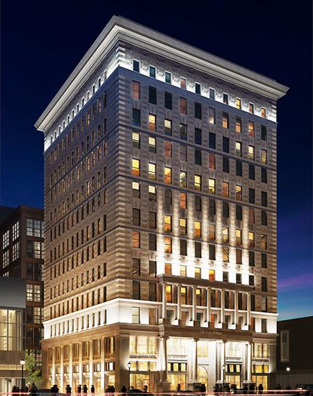 Canopy by Hilton é inaugurado em Filadélfia (EUA)