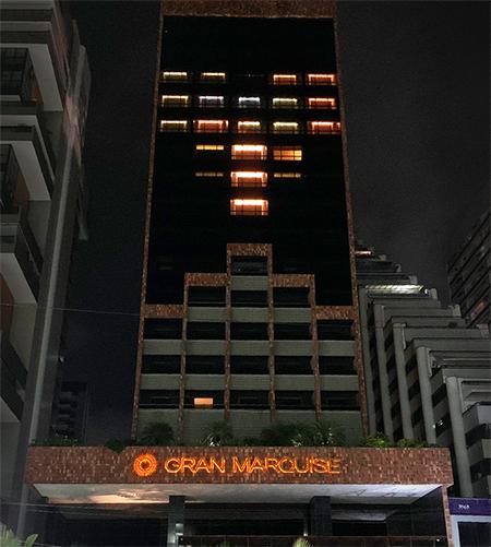 Hotel Gran Marquise reabrirá no dia 1º de setembro