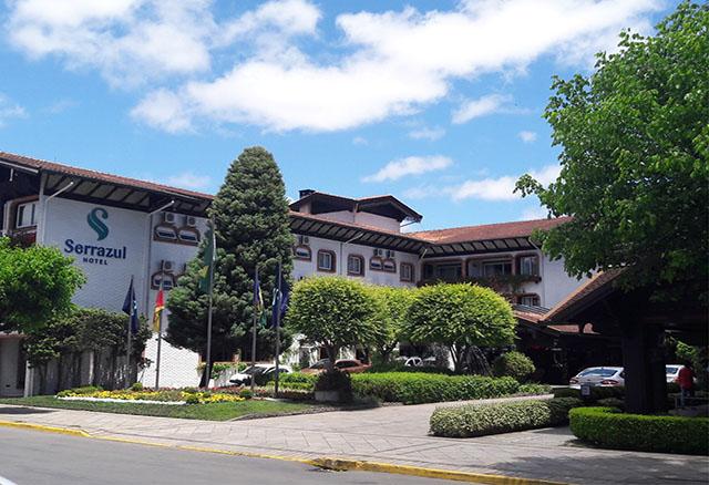 Serrazul é novo associado Distributed by Intercity em Gramado