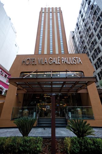 Rede Vila Galé colocou hotel em operação na capital paulista