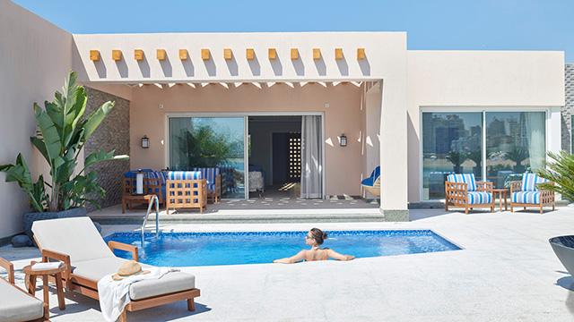 Four Seasons Alexandria abre Beach Villas no Egito