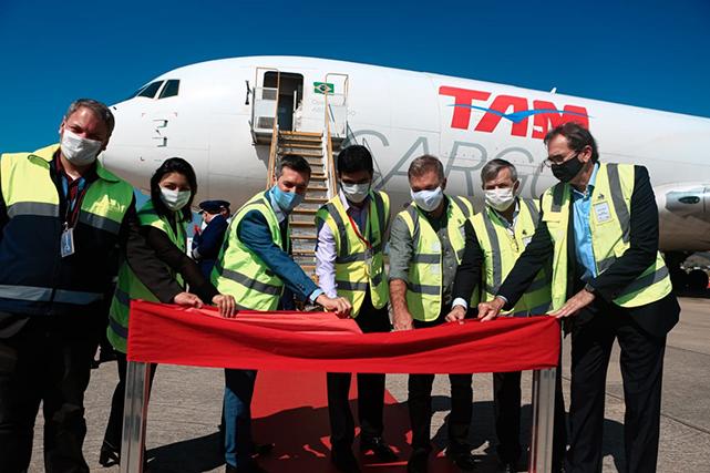 LATAM Cargo tem nova rota cargueira internacional