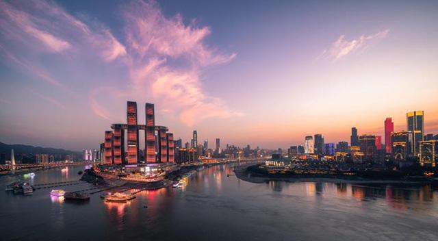 IHG inaugura Intercontinental Chongqing na China
