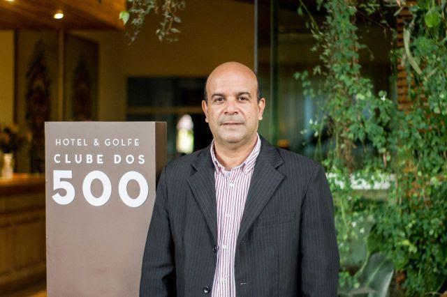 Raul Monteiro Junior é o novo Gerente de vendas do Hotel & Golfe Club dos 500 (SP)