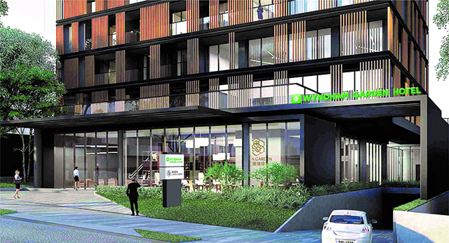 Novo hotel Wyndham Garden é previsto para 2022