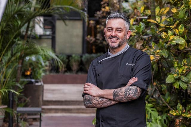 Fabian Ruiz é o novo Head Chef do Tivoli Mofarrej SP