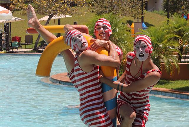 Summerville Resort ganha tema circense em outubro
