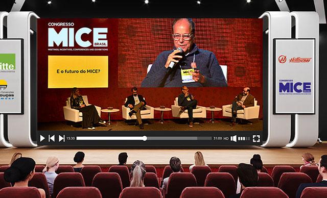 Congresso MICE Brasil divulga programação