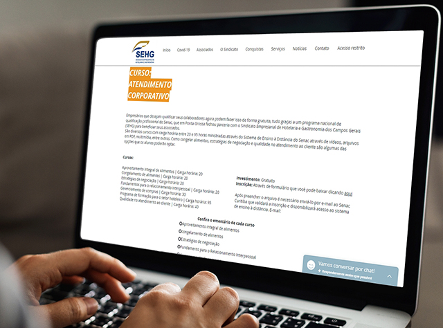 Senac celebra adesão recorde em cursos gratuitos