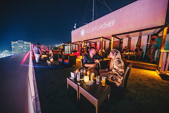 Pestana Rio Atlântica promove BMW Rooftop Chef