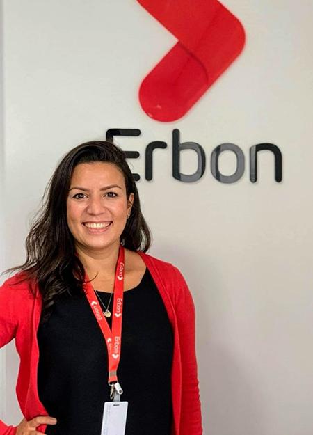 Erbon anuncia contratação de Bruna Livramento