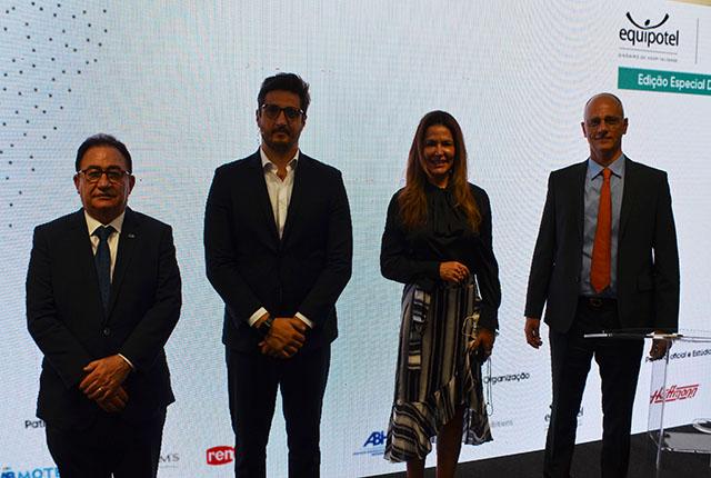 Abertura do CONOTEL 2020 reúne vários representantes do setor