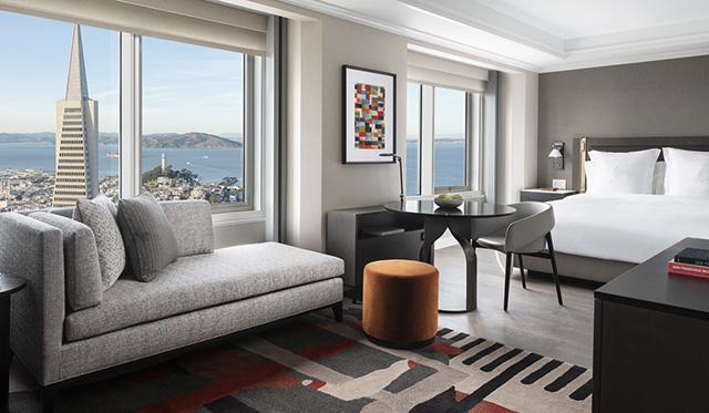 Four Seasons inaugura hotel em São Francisco (EUA)