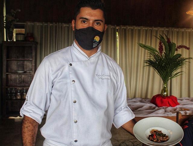 Ilha de Toque Toque Boutique Hotel tem novo Chef