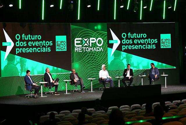Expo-Retomada acontece na próxima semana em Santos