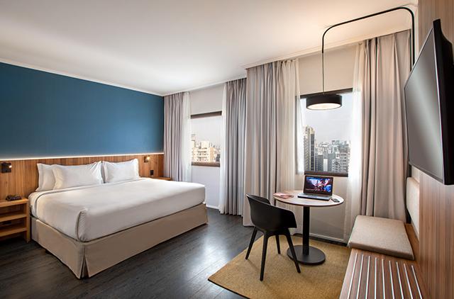 Meliá converte hotel em São Paulo de bandeira Tryp para Innside