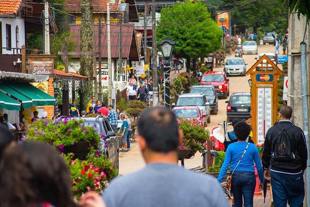 Aumenta o limite de ocupação em Monte Verde (MG)