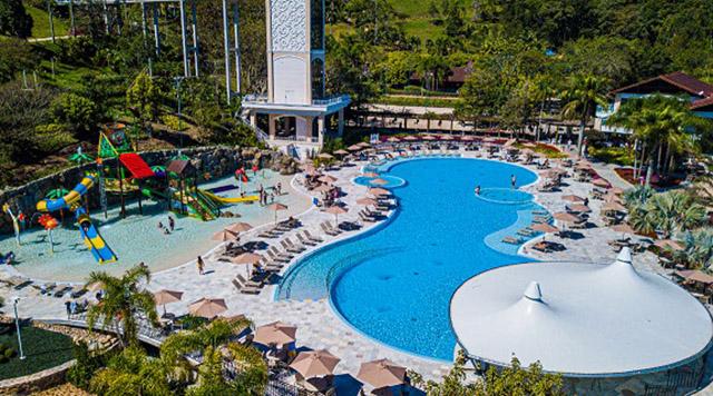 Fazzenda Park Hotel amplia estrutura de lazer