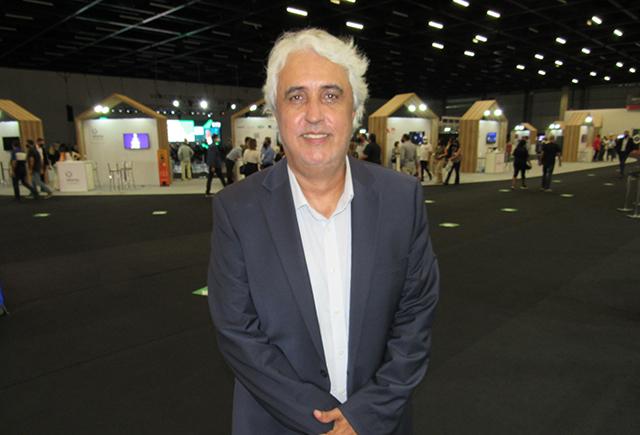 Paulo Octávio de Almeida comenta a Expo Retomada