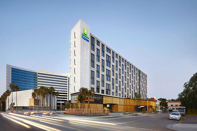 IHG abre 1º Holiday Inn Express em aeroporto na Austrália