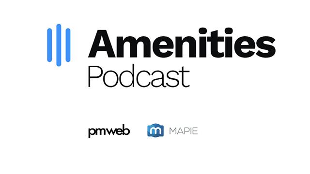 Mapie e Pmweb lançam o canal de podcast Amenities