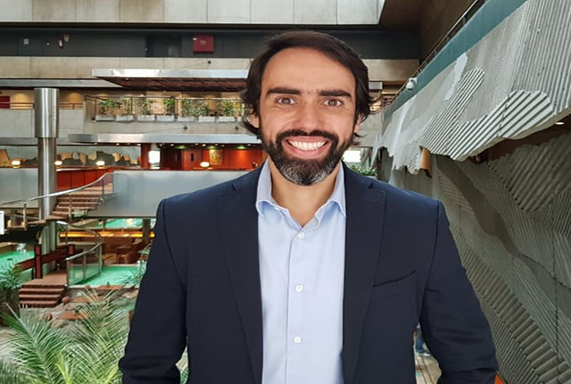 Bruno Guimarães assume Diretoria de Vendas e MKT no Maksoud Plaza