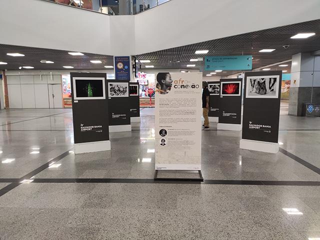 Aeroporto de Salvador fomenta ações para representatividade da cultura afro