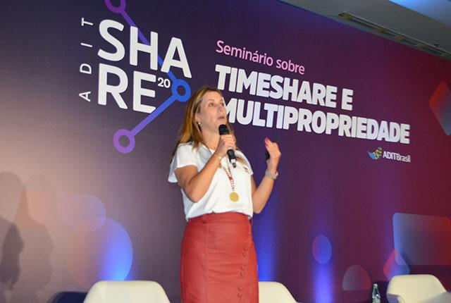 Fabiana Leite, Líder de operações RCI Brasil palestrou no ADIT Share 2020