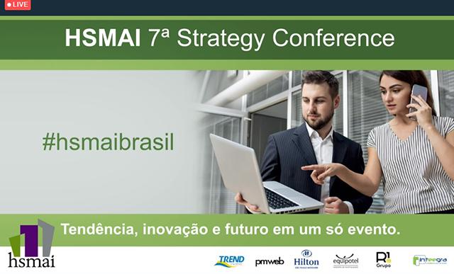 Transformação digital é o primeiro tema da nova edição do HSMAI Strategy Conference
